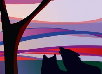 Kat Dakota Illustration | Wolves