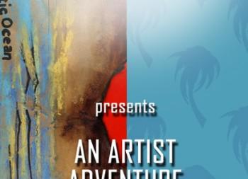Plein Air Brochure Cover Art
