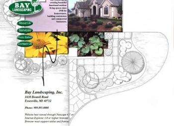 Bay Landscaping Home Page